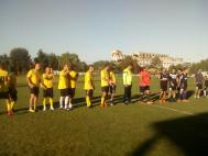 CSO Agigea se află pe locul întâi în Liga Old-Boys