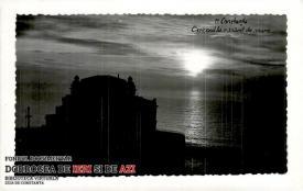 Răsărit de soare la Cazinoul din Constanța (1930)