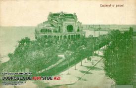 Constanța. Cazinoul și parcul (1932)