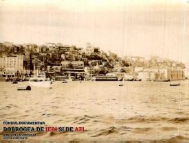 Constanța. Zona peninsulară în anii \'20