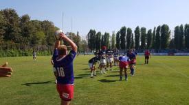 Rugbyștii de la Tomitanii Constanța, eșec la scor în meciul cu CSA Steaua București