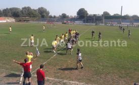 Rugbyştii de la Tomitanii Constanţa joacă în SuperLigă cu CSA Steaua