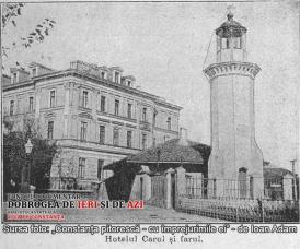 """#citeşteDobrogea """"Constanţa pitorească"""" (1908)  Fasoanele domnișoarelor de pension, etalate pe bulevardul Elisabeta, acum un secol (galerie foto)"""