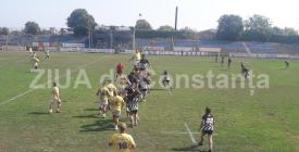 Rugby  Sâmbătă, Tomitanii se duelează la Constanţa în SuperLigă cu Dinamo Bucureşti