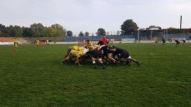 Rugby CSM Știința Baia Mare a câștigat meciul de la Constanța cu Tomitanii
