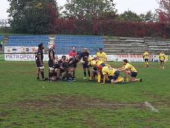 Rugbyștii de la Tomitanii, eșec la Constanța cu CSM Știința Baia Mare, în Cupa României
