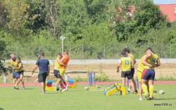 Trei rugbyşti constănţeni selecţionaţi în lotul României Under-20 pentru cel de-al treilea stagiu în vederea Euro