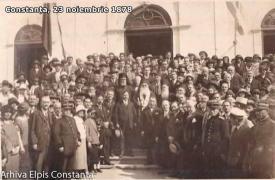 """ZIUA de Constanța #sărbătoreșteDobrogea141, sub semnul lui Dionisie Exiguul:  A treia ediție """"Ziua Dobrogei"""" rememorează o zi istorică pentru constănțeni"""
