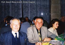 #sărbătoreșteDobrogea141:  Fizicianul Geavit Musa are un loc de onoare în istoria științei
