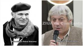 #sărbătoreșteDobrogea141: Laudatio Petre Diaconu