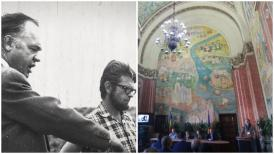"""Lansarea documentarului """"Adrian V. Rădulescu – ctitorul"""", la Sesiunea științifică PONTICA 52 (VIDEO)"""
