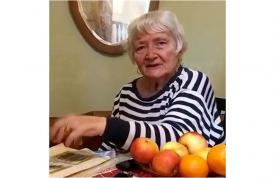 Lizeta Stoicescu, fiica maiorului Gheorghe Murea, evocă personalitatea unui erou național (VIDEO)