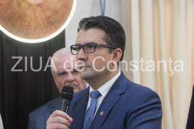 #sărbătoreșteDobrogea141: Mesajul primarului municipiului Constanța, Decebal Făgădău