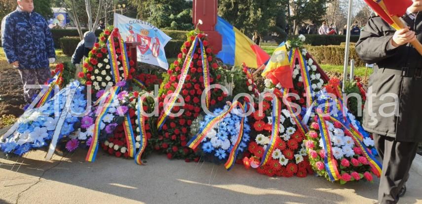 constantenii comemoreaza eroii revolutiei din decembrie 1989 galerie foto video 708342