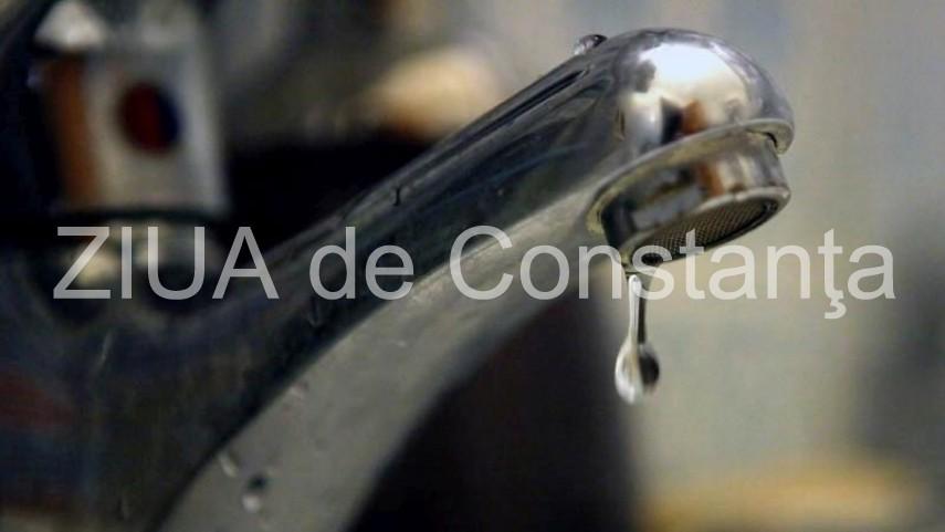 Mai multe străzi din Constanța, fără apă caldă