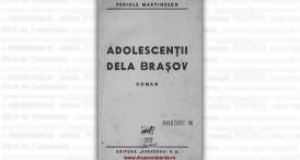 """Adolescenții dela Brașov"", de Pericle Martinescu"