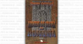 """""""Armeni de seamă din România"""", volumul I, de Simion Tavitian"""