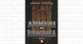"""""""Armeni din România"""", volumul III, de Simion Tavitian"""