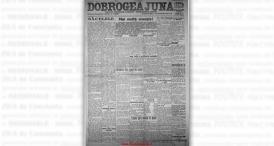 """""""Dobrogea Jună"""", 30 iulie 1926"""