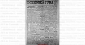 """""""Dobrogea Jună"""", 23 septembrie 1924"""