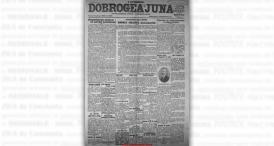 """""""Dobrogea Jună"""", 16 martie 1924"""