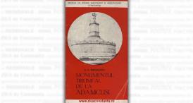 """""""Monumentul Triumfal de la Adamclisi"""", de Adrian V. Rădulescu"""