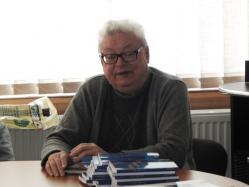 """#citeşteDobrogea  Astăzi, Olimpiu Vladimirov, """"poet cu întindere pe veac"""", ar fi împlinit 78 de ani"""
