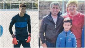 Nepot al Elenei Frîncu  Portarul Ștefan Muşat, de la FC Viitorul, şi-a serbat ziua de naştere în cantonamentul din Antalya (galerie foto)