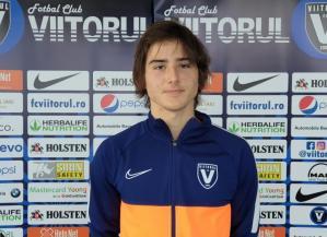 Cel mai tânăr român care a debutat în cupele europene  Alexi Pitu, puştiul de 17 ani al FC Viitorul, aleargă după primul gol în Liga 1 (galerie foto)