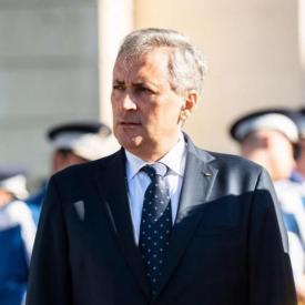 Ministrul afacerilor interne i-a demis pe directorul general și prim-adjunct al directorului general al DGPI