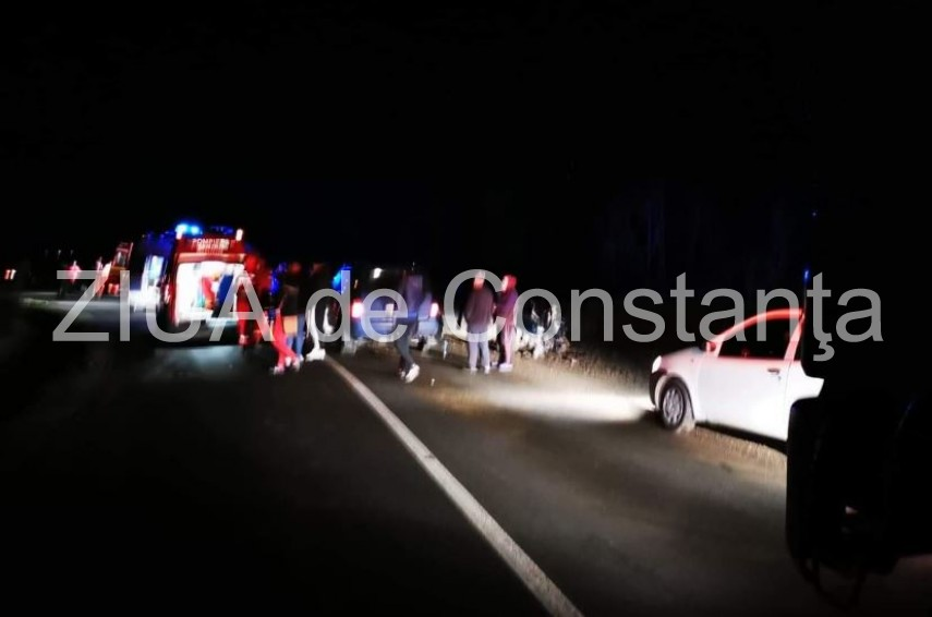 update judetul constanta accident rutier grav cu victime sunt implicate doua autoturisme 712248