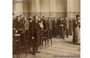 """#Dobrogea Digitală - """"Dobrogea 1878-1928. Cincizeci de ani de vieață românească"""":  """"Lui Spiru Haret - Dobrogea recunoscătoare"""""""