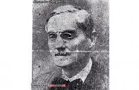 Alexandru Gherghel - avocat, poet şi jurnalist dobrogean, pasionat de cultură