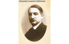 Alexandru Lascarov Moldovanu - scriitor și publicist, conferenţiar la Societatea de Radio