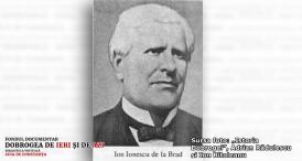 Ion Ionescu de la Brad - agronom, scriitor, membru de onoare al Academiei Române