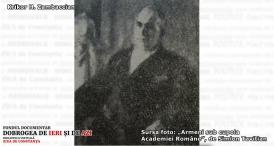 Krikor Zambaccian - colecţionar şi critic de artă, membru corespondent al Academiei Române