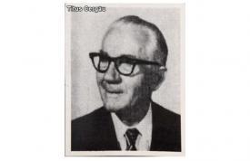 Titus Cergău - învăţător și autor al unor cărţi şi articole dedicate legendelor Dobrogei