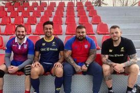 UPDATE Rugbyştii Adrian Ion şi Kamil Sobota, de la Tomitanii Constanţa, în lotul României pentru meciul cu Belgia