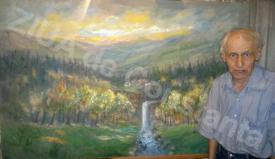 Ionel Mătăsăreanu, pictorul inspirat de îngeri