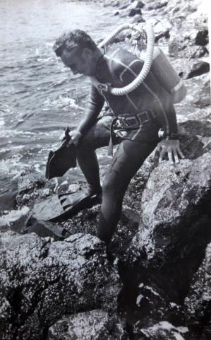 #citeșteDobrogea: In memoriam Constantin Scarlat, deschizător de drumuri în cunoașterea lumii subacvatice