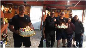 """""""O zi de naștere minunată!"""" Rugbystul Florian Ciocoiu, omul meciului Tomitanii Constanța - Știința Baia Mare, a făcut 20 de ani (galerie foto)"""