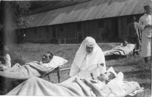 Anul 1917, confruntările din Moldova și regimentele dobrogene (galerie foto)