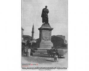 """#DobrogeaDigitală – """"Ovidiu la Pontul Euxin"""" de Adrian Rădulescu: Statuia lui Ovidiu – un simbol de for și o podoabă citadină (galerie foto)"""