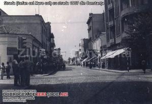 Dobrogea în anul 1925 (VI). Constanța și comercianții săi