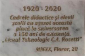 """#DobrogeaDigitala – """"Dobrogea 1878-1928. Cincizeci de ani de vieață românească"""":  Un secol de la înființarea școlii navale în Constanța. Sărbătoarea Liceului Tehnologic """"C.A. Rosetti"""""""