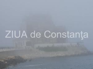 ANM. Județul Constanța, sub cod galben de ceață