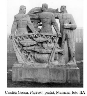 #citeșteDobrogea: Sculptorul volumelor monumentale – Cristea Grosu (21 iunie 1906 – 1991)