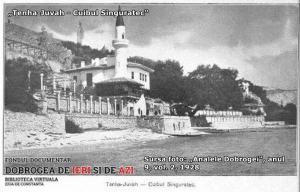 """#Dobrogeadigitală – """"Analele Dobrogei"""", anul IX, vol. II, 1928:   Dobrogea altui secol. Regina Maria și principele Nicolae, în vacanță la """"Cuibul singuratic"""""""