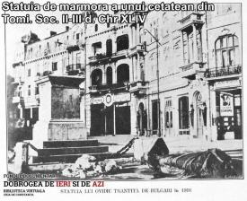 O enigmă nedeslușită - Eroul Tomos, întemeietorul orașului antic Tomis