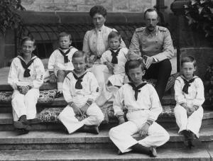 Friedrich Wilhelm Von Hessen - Moartea unui prinț german în Dobrogea Primului Război Mondial (I)